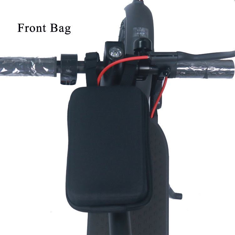 For Xiaomi M365 Electric Scooter Head Bag For Ninebot ES1 ES2 Battery Charger Bag Waterproof Storage Carrier Hanging Bag