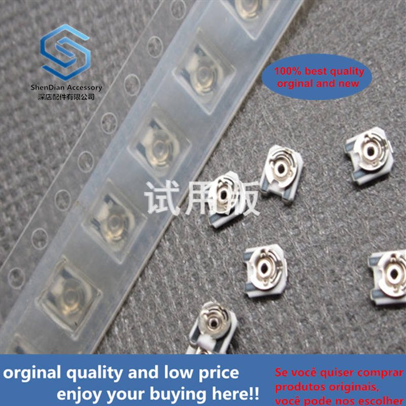 20ppcs 100% Orginal New C4304ATE331 SMD Potentiometer 4X4 330R 3 Feet 102 Adjustable Resistance 4x4 Single Turn