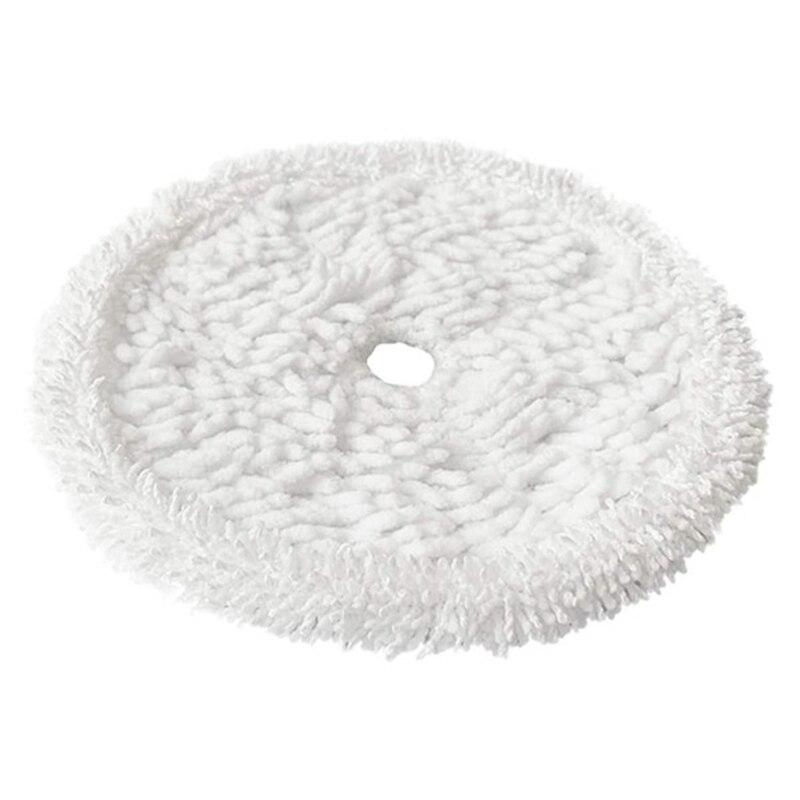 8 pçs pano de limpeza esfregão almofadas
