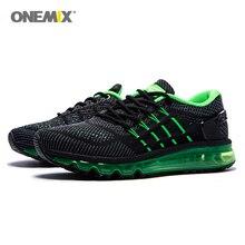 Onemix Men Women Air Running Shoes for