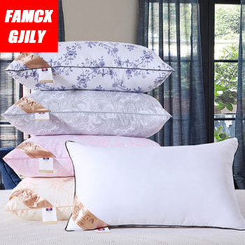 Almohada de cama suave de 40x70cm para Hotel, almohadas para dormir, Almohada...