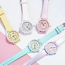Kids Watches Cute Smile Expression Children and Students Qua