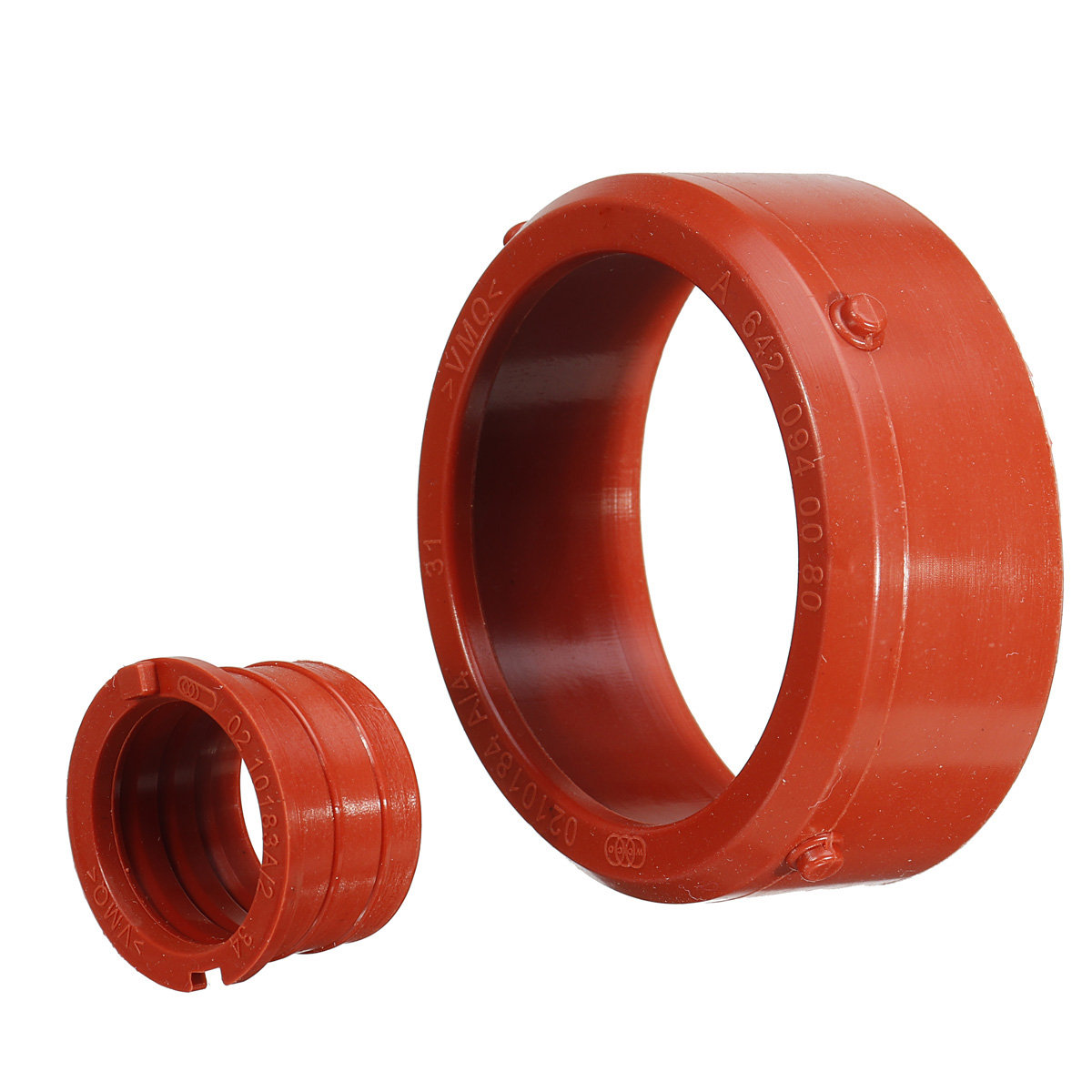 Turbo Seal-A6420940080 Turbo Intake Seal /& Engine Breather Seal Kit Compatible with Mercedes-Benz OM642 Engines