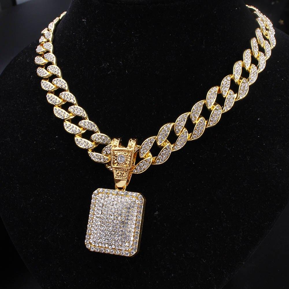 Miami Chain Pendant