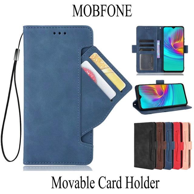 Unique Leather Case For Motorola MOTO G9 PLUS E7 Power Wallet Flip Cover G Stylus 2021 Card Slots Holder Funda MOTO G30 G10 G50