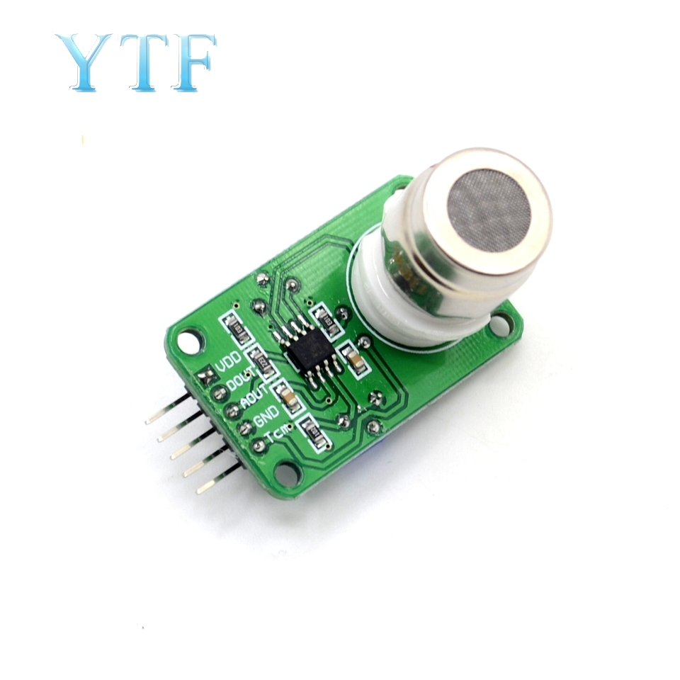 1pcs MG811 Carbon Dioxide Sensor, CO2 Sensor, Gas Sensor Module