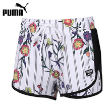 Original New Arrival  PUMA Downtown AOP Women's  Shorts Sportswear