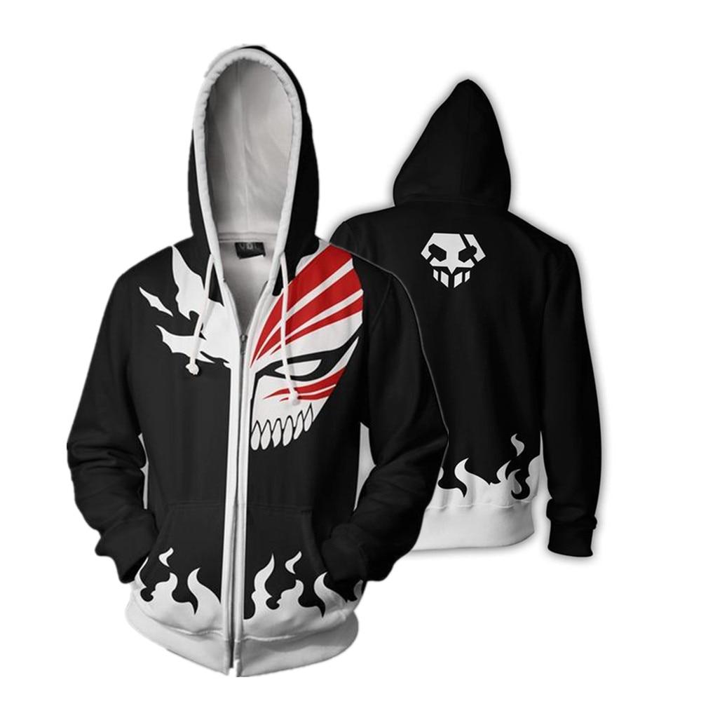 Anime Naruto0 Japanese Sweatshirt Manga Hoodie 3D Print Man Pullover Coat Jacket