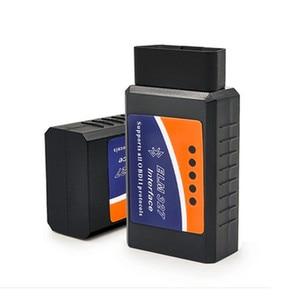 Image 2 - Nowy MINI Vgate ELM 327 V1.5 wersja V2.1 skanowanie Bluetooth OBD2 / OBDII ELM327 V 1.5 skaner kodów BT 16pin android Adapter