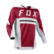 2020 motorcycle mountain bike team downhill jersey MTB Offroad MX bicycle locomotive shirt cross country mountain moto fox