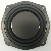 Speaker Small Parts 4 Inch Board Passive Woofer DIY Vibrating Membrane Bass Diaphragm With Frame Loudspeaker Accessories(China)