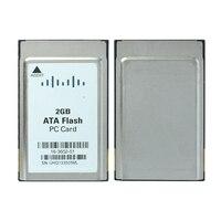 Original!!! PC Karte 16M 24M 64M 2G Industrielle Ausrüstung Speicher Karte ATA Karte PCMCIA-Karte PC karte Speicher 68Pin
