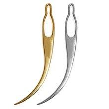 Серебристо золотые дреды sisterlock вязание крючком microlocks