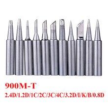 Soldering-Bit Rework-Tools 900M-T 936 937-8586 for BGA 11pcs/Lot