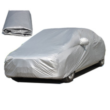 Universal Waterproof Full Car Covers Indoor Outdoor Sun UV Protection Cover Dust Rain Snow Ice Protective For Sedan S/M/L/XL/XXL