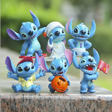 68pcs set mini animal world zoo simulated solid dinosaur model set toys boys action figures cartoon collection children toy gift 12 Pcs/set Cute Lilo Stitch Mini Figures PVC Action Figure Toy Miniature Toys Adorable Collectible Model For Children Gift