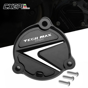 Image 1 - For YAMAHA TMAX 560 Tmax Tech Max 2019 2020 Motorcycle Accessories Swing Arm Cover logo TMAX Tech Max