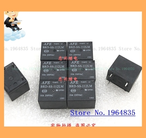 Реле BRD-SS-112LM 124LM 4 T73 12VDC/24VDC