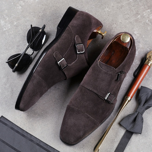 Image 3 - Desai ブランド本物の牛革紳士靴冬のカジュアルシューズ男性ドイツフォーマル高級リアルカスタムメーカー