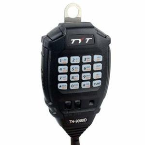 Image 4 - Ban đầu TYT Micro cho TH 9000 TH 9000D Di Động 2 Chiều Đài Phát Thanh TYT bộ đàm