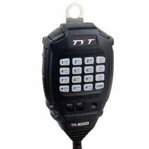 Image 4 - Original ไมโครโฟน TYT สำหรับ TH 9000 TH 9000D มือถือวิทยุ TYT walkie talkie
