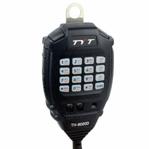 Image 4 - מקורי TYT מיקרופון עבור TH 9000 TH 9000D נייד שתי בדרך רדיו TYT מכשיר קשר