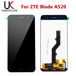 LCD Display For ZTE Blade A520 LCD Display Digitizer Screen With Touch Complete Assembly Screen Replacement for ZTE Blade A520