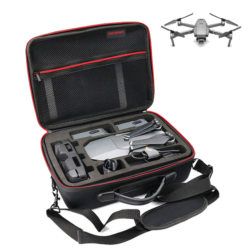 Mavic Pro DJI Hardshell Waterproof Shoulder Drone Bag Carry Cases Portable Storage Box Shell Handbag For DJI MAVIC PRO Platinum