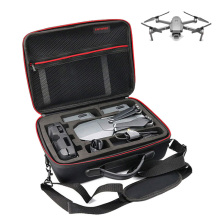 Mavic Pro DJI Hardshell Waterproof Shoulder Drone Bag Carry Cases Portable Storage Box Shell Handbag For DJI MAVIC PRO Platinum dji spark case hardshell shoulder bag portable handbag carrying backpack storage boby controller battery for dji spark drone