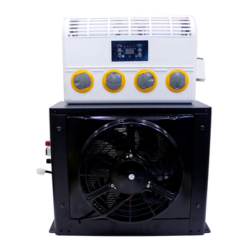 цена на Auto Air Conditioning 12V 24V Electric Truck Air Conditioner for Car