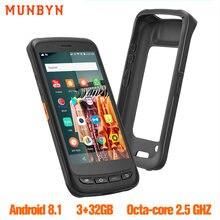 Munbyn Прочный android 81 ручной сканер pda 52 дюймов Промышленный