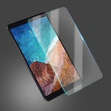 цена на New Arrival Transparent Screen Protector Tempered Glass For Xiaomi Mi Pad Mipad 4 8