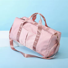 Сухая и влажная спортивная сумка для женщин вместительные дорожные