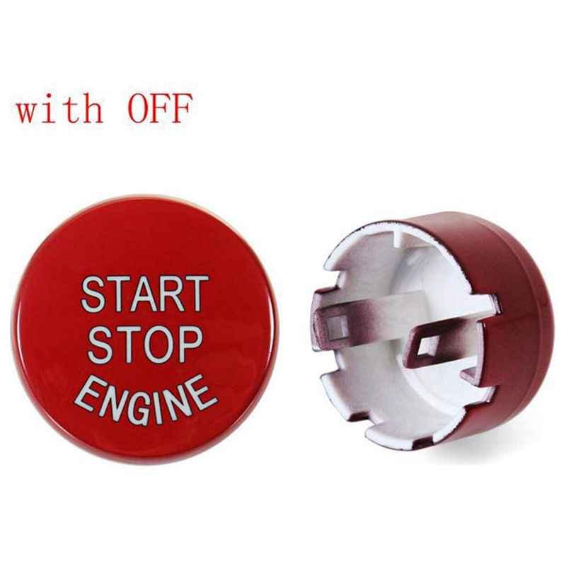 หยุดปุ่มPushปุ่มสวิทช์จุดระเบิดสำหรับBMW 1 2 3 4 5 6 7 Series X1 X 3 x4 X 5 X6 F20 F21 F30 F31 F10 F11 F01 F48 F25
