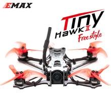 EMAX Tinyhawk II Freestyle 115mm 2.5 pollici F4 5A ESC TH1103 motore 5.8G 37CH VTX 700TVL CMOS FPV Racing RC Drone versione BNF