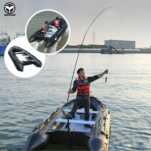 1.2 Mm Pvc Boat Inflatable Fishing Boats With Aluminum Floor Speed Boat Anti-Collision Rubber Boat Drifting Water Sports Boats