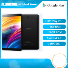 Alldocube IPlay 7T 6.98 Inch 4G LTE Ponsel Tablet PC Android 9.0 Unisoc SC9832E 2GB Ram 16GB Rom 720*1280 IPS Tipe-C AI Tablet(China)