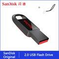 USB-флеш-накопитель SanDisk 2,0 на 128 ГБ/64 Гб/32 ГБ/16 ГБ