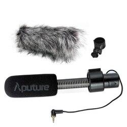 Aputure V-Mic D1 指向性コンデンサーマイクショットマイクマイクキヤノンカメラとビデオカメラ