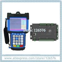 Four axis Linkage Motion Control System B58 RichAuto CNC DSP Controller