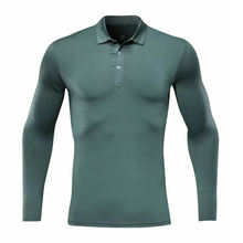 Летняя новинка одежда для гольфа мужская спортивная рубашка