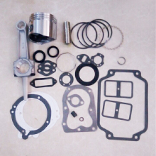 Engine Rebuild Kit with Piston Rings Gasket Set Engine seals for 8HP KOHLER K181 and M8 xr250 piston kit rings set motorcycle engine parts piston set for xr 250 25 cylinder oversize bore size 73 25mm new