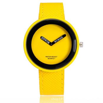 Gorąca sprzedaż moda damska zegarki skórzane damskie zegarki damskie zegarki młody zegarek dziewczęcy prosty zegarek tanie i dobre opinie QUARTZ NONE Sprzączka CN (pochodzenie) STAINLESS STEEL bez wodoodporności Moda casual ROUND Odporne na wodę Brak Szkło