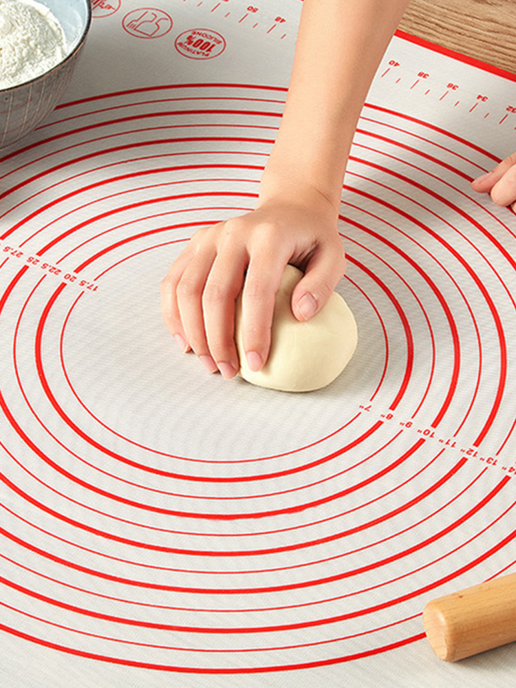 Pad Dough-Mat Bakeware Table-Mat Pastry Cooking-Gadgets Kneading Kitchen Silicone