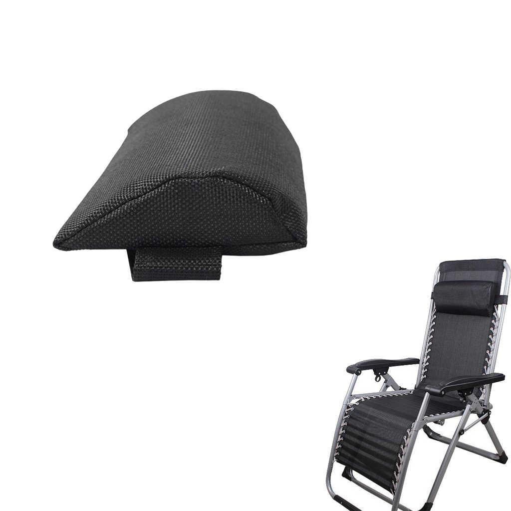 Cojín para cabeza de reposacabezas, almohada para playa plegable, silla de descanso para patio, Picnics, Playa