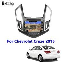 Автомагнитола gps для Chevrolet Cruze автомобильный Android мультимедийный плеер сенсорный экран навигация реверсивное изображение поддержка DVD