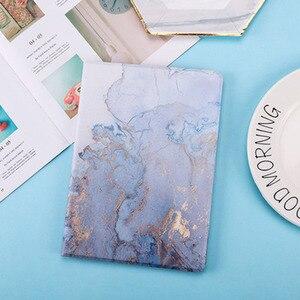 Чехол с изображением мраморной карты и магнитной книгой для iPad Pro 10,5 2017 A1701 A1709 Мягкий силиконовый чехол умный чехол с функцией автоматическо...