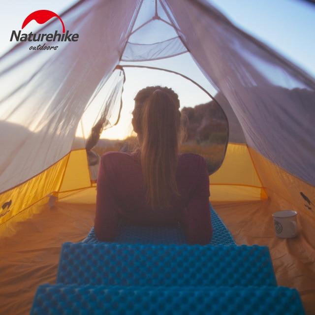 Naturehike Cloud UP 2  10D Ultralight Tent  Self Standing Hiking 4