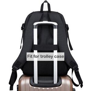 Image 4 - Водонепроницаемый рюкзак для фотокамеры, вместительная сумка для зеркальных камер и видеокамер, с дождевиком, для Canon, Nikon, Sony, Pentax