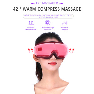 Airbag Vibration Eye Massager